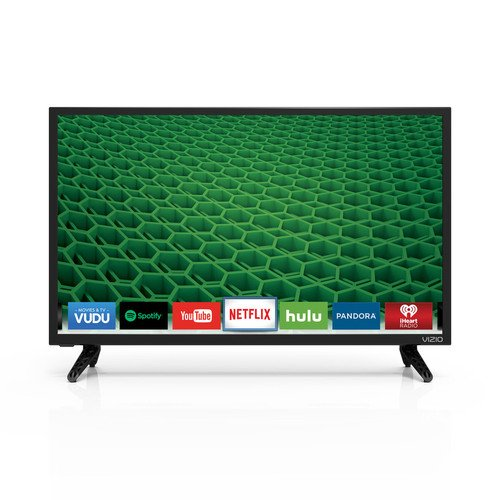 "VIZIO D24-D1 D-Series 24"" Class LED Smart TV"