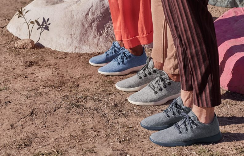 These Eco-Friendly Sneakers Earned the Title of World's Comfiest Shoe