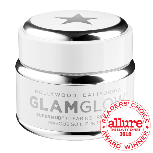 GLAMGLOW SUPERMUD® Activated Charcoal Treatment Mask