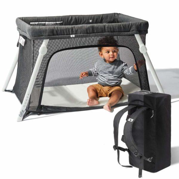 Lotus Travel Crib - Backpack Portable