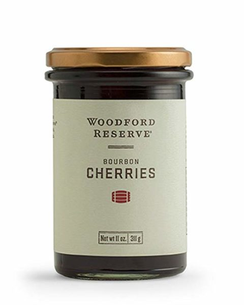 BOURBON BARREL FOODS WOODFORD RESERVE BOURBON CHERRIES