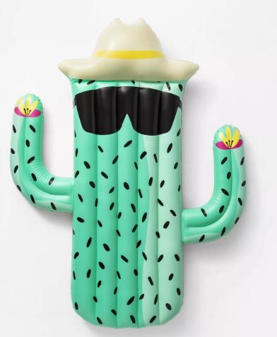 Cactus Pool Float - Sun Squad™