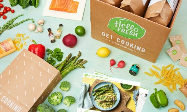 HelloFresh Meal Kits