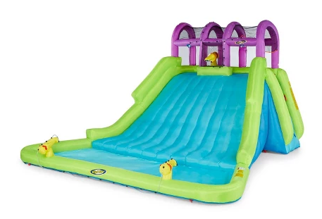 Kahuna 90808 Mega Blast Inflatable Backyard Kids Pool and Slide Water Park Shop all Kahuna