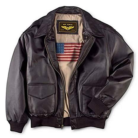 Landing Leathers Bomber Jacket