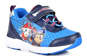 Paw Patrol Boys' Toddlers Sneakers Light Up Shoe