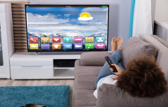 7 Best Small Smart TVs Available On Amazon
