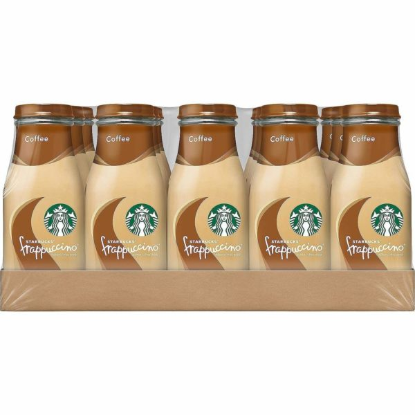Starbucks Frappuccino, Coffee, 9.5 Ounce Glass Bottles, 15 Count