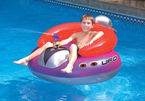 Swimline UFO Squirting Float