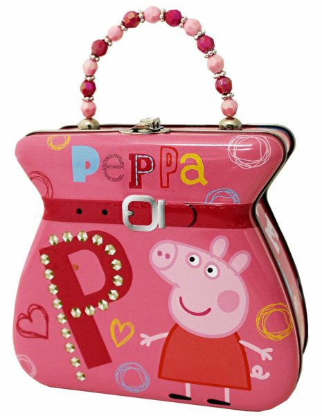 Tin Box Company Peppa Pig Carry All