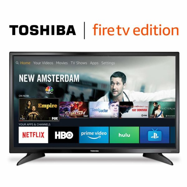 Toshiba 32-inch Smart LED TV