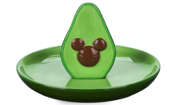 Mickey Mouse Avocado Trinket Tray