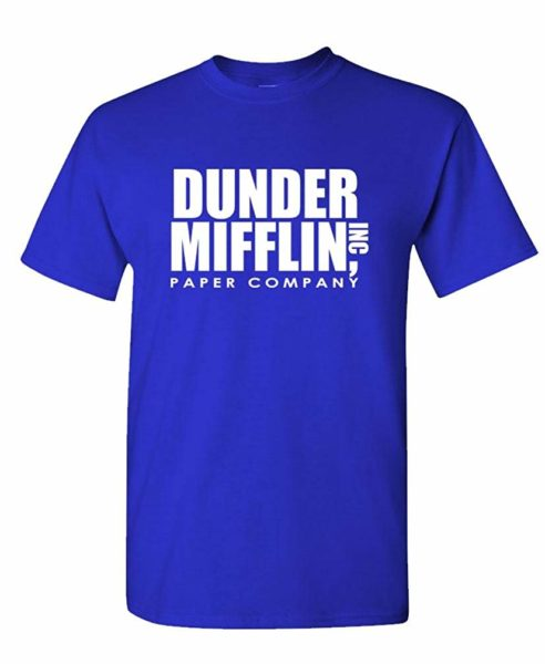 Dunder Mifflin Paper Men's T-Shirt