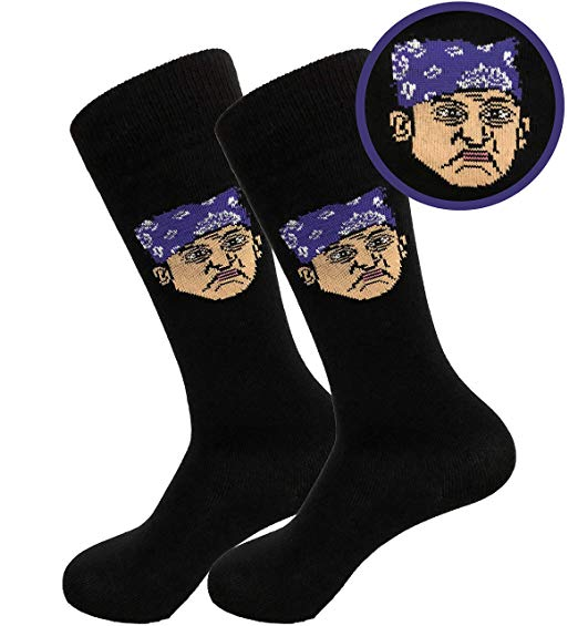 Balanced Co. Prison Mike Dress Socks