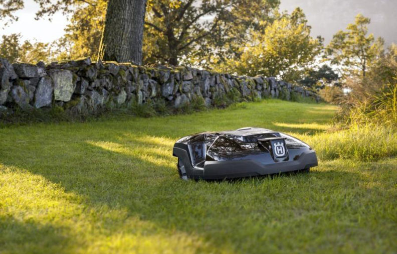 Lowe's is Selling A Robotic Lawn Mower That's Like a Roomba for Your Yard