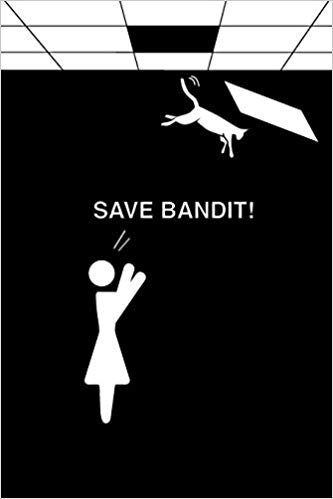 Save Bandit: The Office TV Show Journal