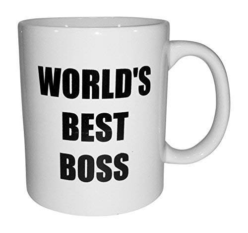 "Bluegrass Mugs ""World's Best Boss"""