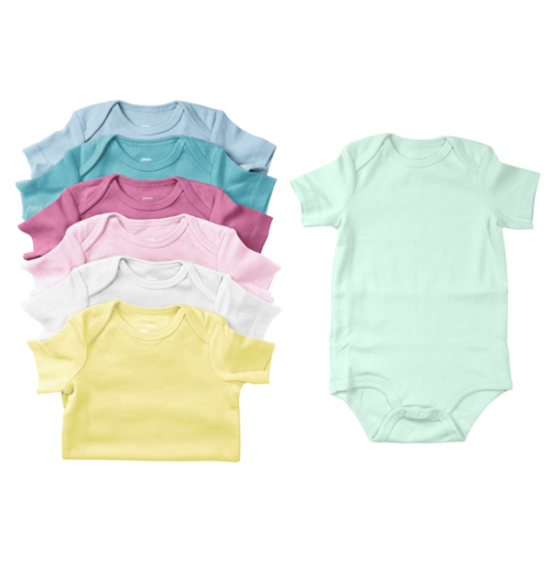 The Babysuit 7 Gift Set
