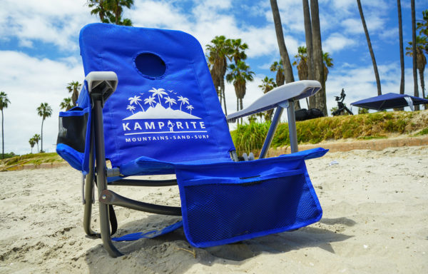 Kamprite Beach Chair