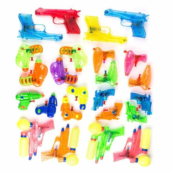 Bulk Party Pack Water Guns (Pack of 24)