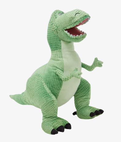 DISNEY PIXAR TOY STORY REX PLUSH