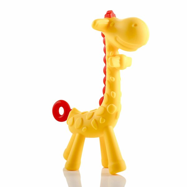Giraffe Baby Teether Toy