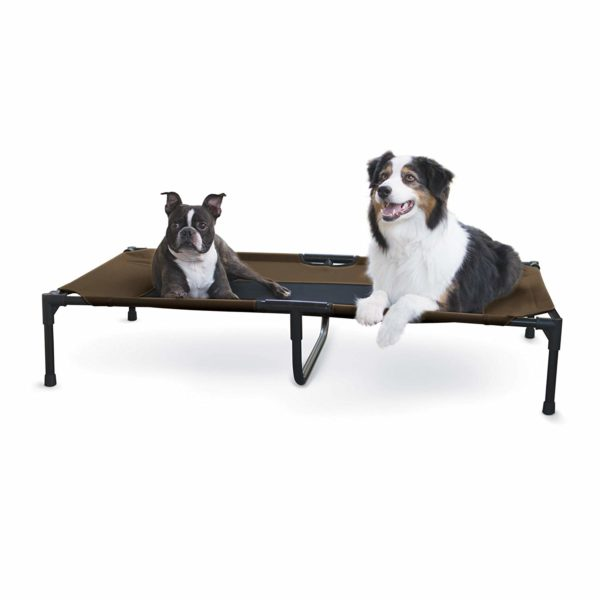 K&H Pet Products Original Dog Cot Elevated Pet Bed