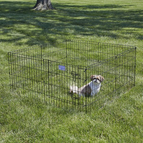 Pet Playpens | 8-Panels Each w/ 5 Height Options