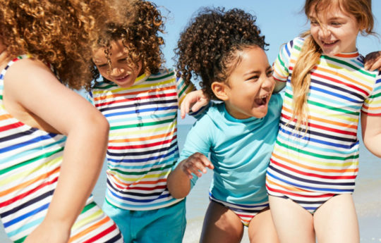Primary Has the Most Colorful Line of Kids Basics for Summer or Back-to-School