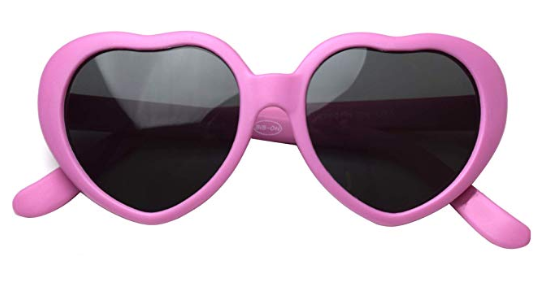 Bib-On Sweetheart- Best First Sunglasses