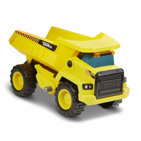 Tonka 8045 Power Movers Dump Truck Toy Vehicle