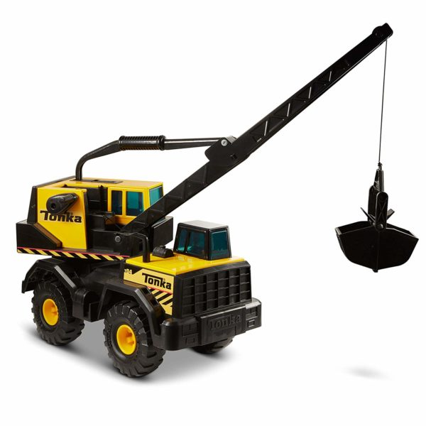 Tonka 93922 Classic Steel Crane Vehicle