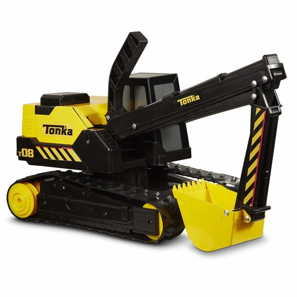 Tonka Steel Excavator Toy Vehicle