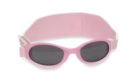 UVeez Classic Band Flex Fit Sunglasses in Pink