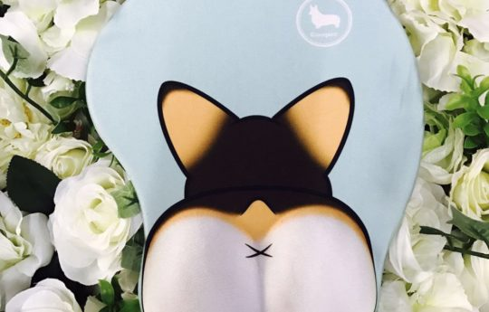 This Corgi Butt Mouse Pad Will Be The Highlight of Your Desk