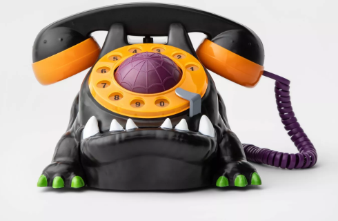 Animated Monster Phone Halloween Décor - Hyde & EEK! Boutique™