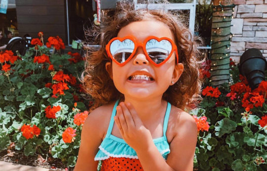 10 Baby Sunglasses That Are Too Cute for Words