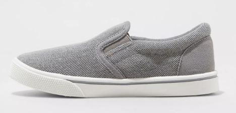 Boys' Lucas Sneakers - Cat & Jack™ Gray