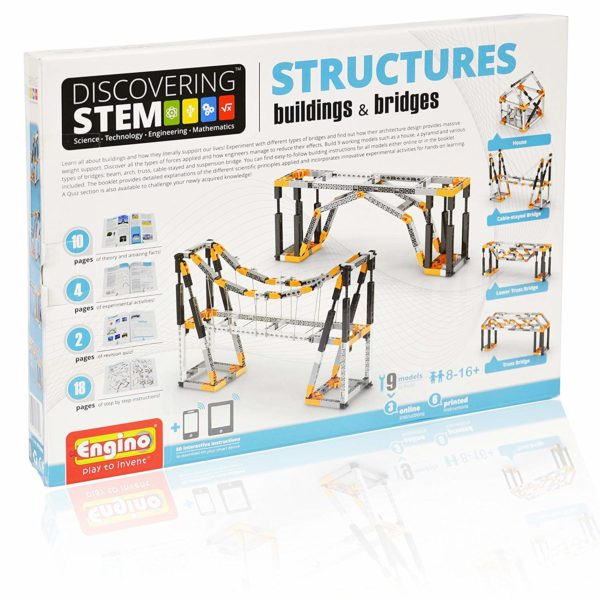 Engino Discovering STEM Structures