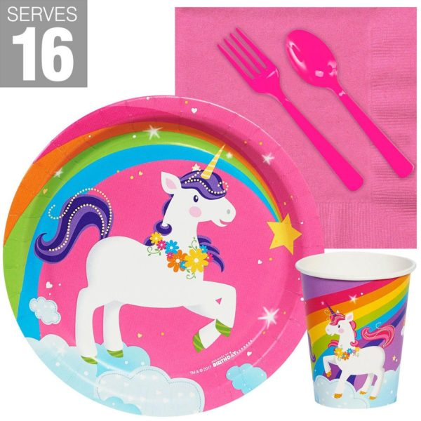 Fairytale Unicorn 16ct Snack Party Pack