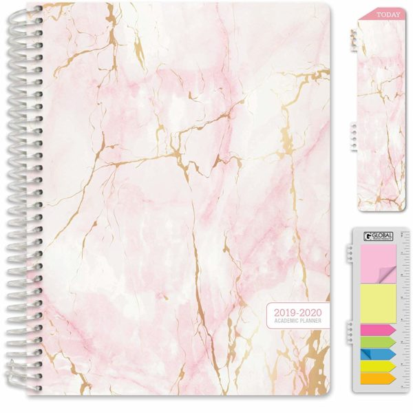 HARDCOVER Academic Year 2019-2020 Planner