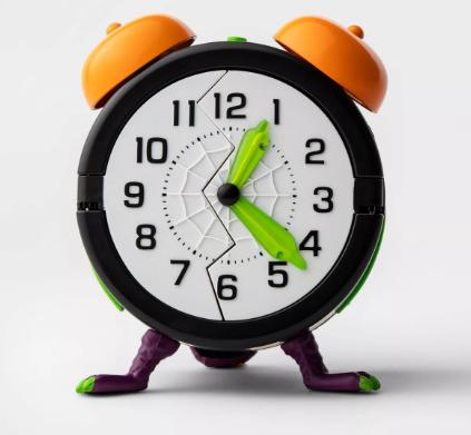 Animated Monster Alarm Clock Halloween Décor - Hyde & EEK! Boutique™