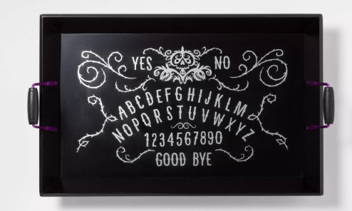 Halloween Letters Wood Serving Tray - Hyde & EEK! Boutique™