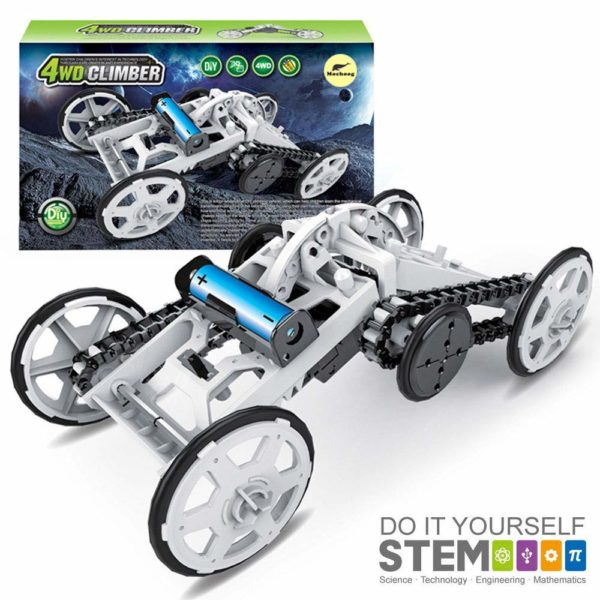 Mochoog STEM 4WD Electric Mechanical Assembly