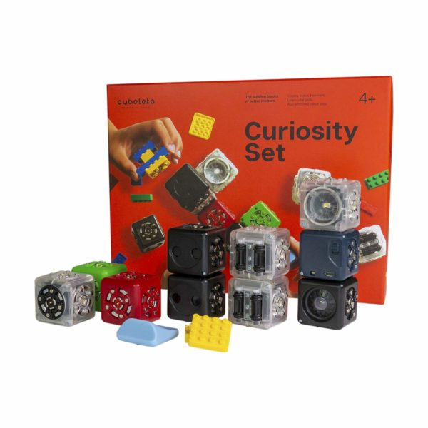 Modular Robotics Cubelets Robot Blocks - New Curiosity Set