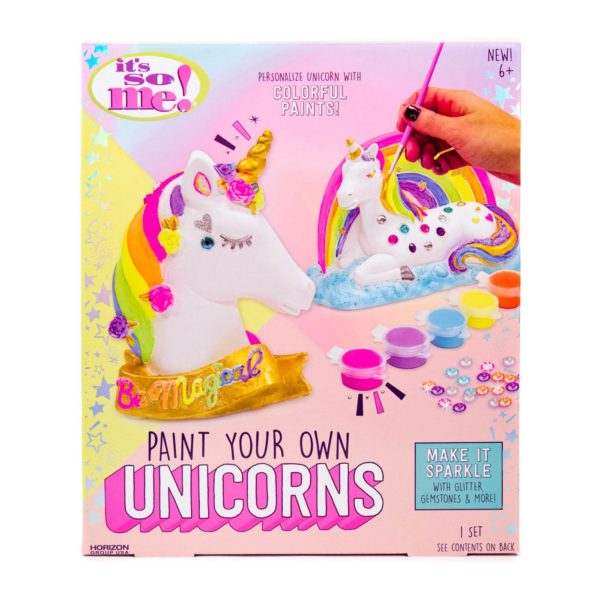 Paint Your Own Unicorns - ISM