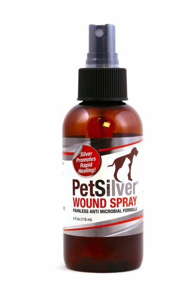 PetSilver Wound Spray with Chelated Silver