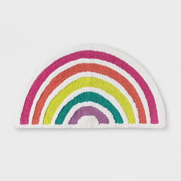 Rainbow Bath Rug - Pillowfort™
