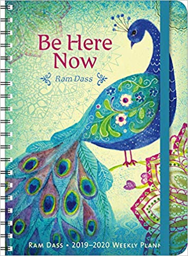 Ram Dass 2019 - 2020 On-the-Go Weekly Planner