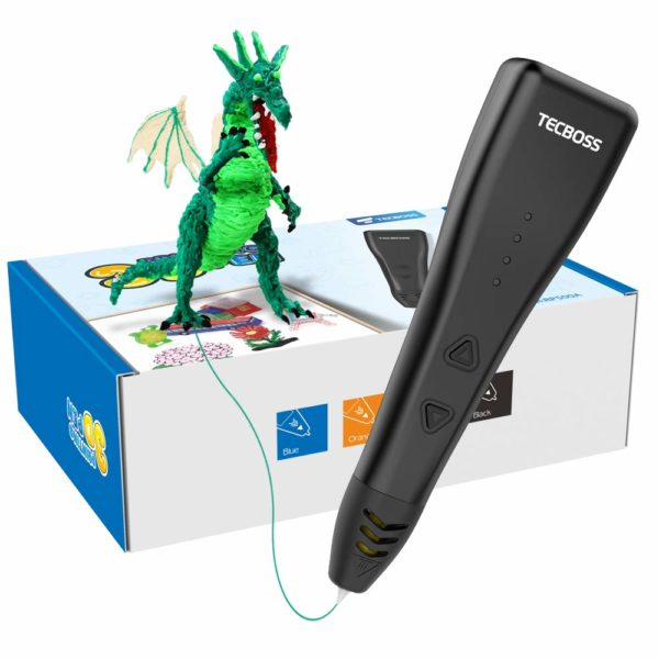 Tecboss 3D Pen for Kids